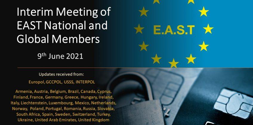 4th EAST Interim Meeting - Fraud Intelligence
