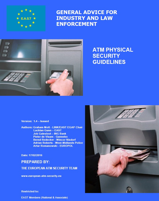 ATM Physical Security Guidelines