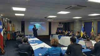 Bogota PCF Meeting