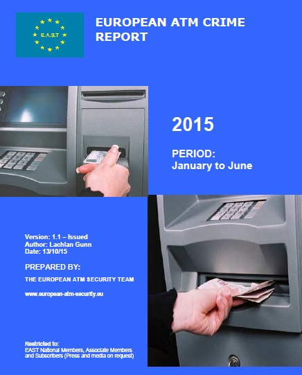 EAST ATM Crime Report H1 2015