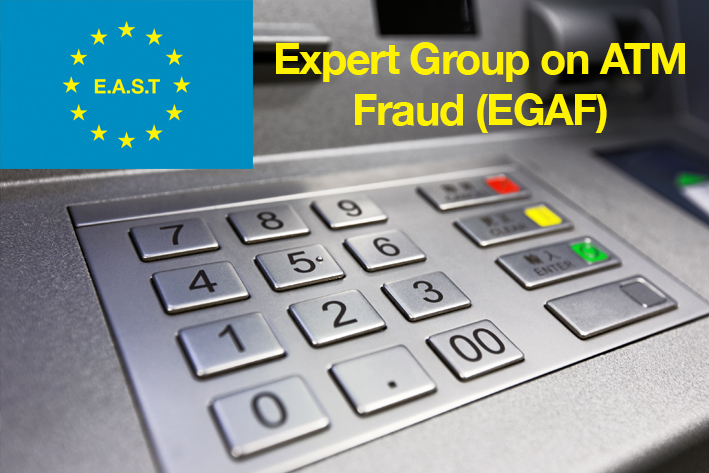 The EAST Expert Group on ATM Fraud - Logo