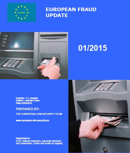 EAST - EUROPEAN FRAUD UPDATE 1 - 2015