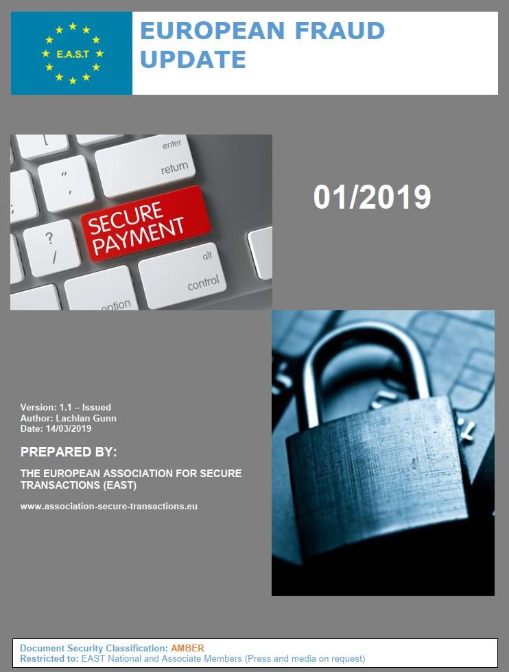 European Fraud Update 1-2019