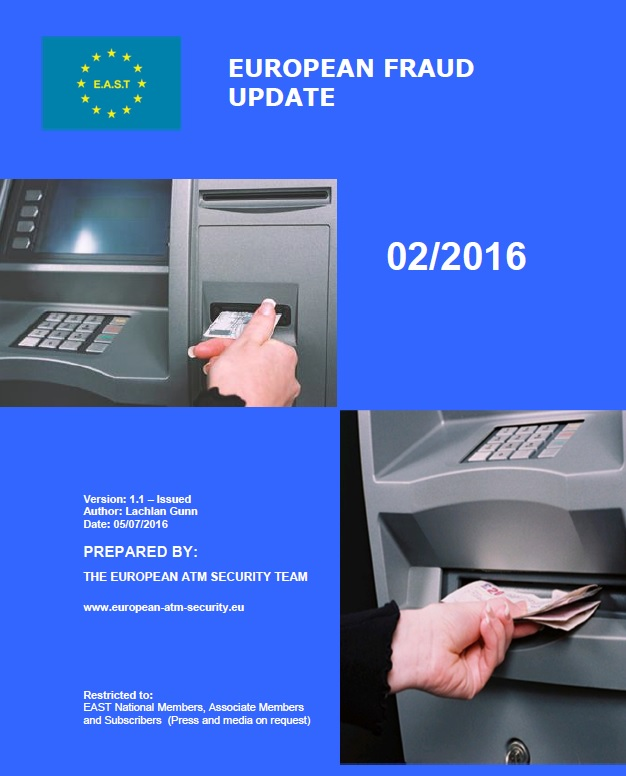 EAST - EUROPEAN FRAUD UPDATE 2 - 2016