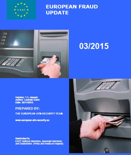 EAST - EUROPEAN FRAUD UPDATE 3 - 2015