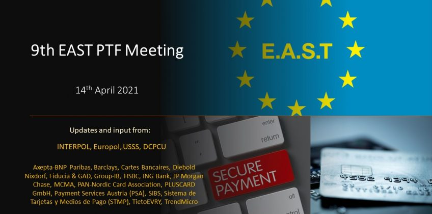 EAST Payments Task Force