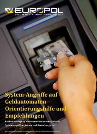 Europol Guidlines - German - To counter logical attacks on ATMs