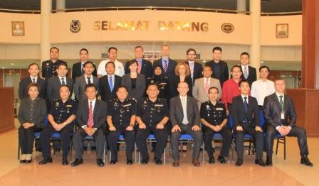 Second Strategic Meeting on Payment Card Fraud