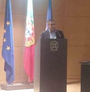 EAST presents at Portuguese Police Seminar