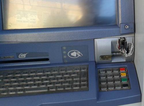 ATM Black Box attack